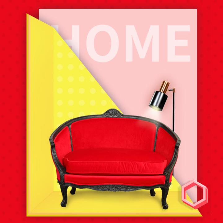 家具活动推广-微信广告