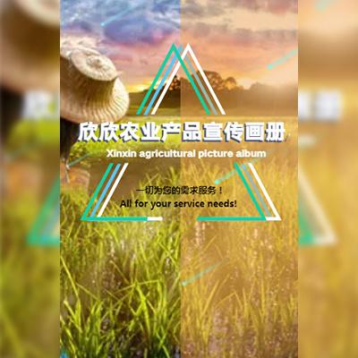 农产品企业宣传公司产品介绍